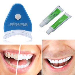 Wholesale Home Laser Tooth Whitening Devices Teeth Bleaching Kit Teeth White Enhance Set