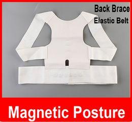 Wholesale Magnetic Therapy Posture Back Shoulder Corrector Support Shoulder Brace Belt For Men Women