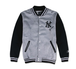 Discount New York Baseball Jackets | 2017 New York Baseball ...