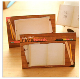 online shopping New cute Retro creative notes posted designs point marker Notepad sticky note Memo message post dandys