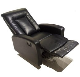 Recliner Leather Reclining Chair Modern