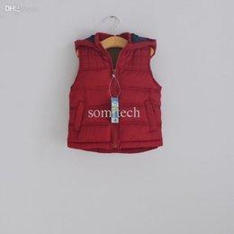 Wholesale M t New Toddler Kids boy baby boys bebe Autumn Winter Vest Sweaters Sweatshirt wear suit Jacket