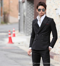 Mens Double Breasted Suits For Sale Dress Yy