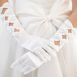 Discount Women White Dress Gloves - 2017 White Dress Gloves For ...