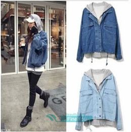 Discount Dark Denim Jacket Women | 2017 Dark Denim Jacket Women on ...