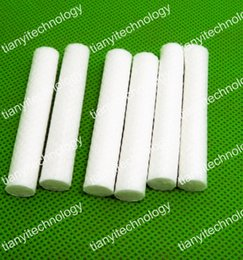 Wholesale Fragrances Perfumes Cotton Wick Aromatherapy Inhalers Essential Oil Aromatherapy Wicks Nasal Inhalers Diffuser Cotton Wire Coil