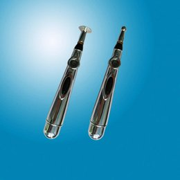 Energia meridianos caneta caneta caneta acupuntura massageador elétrico