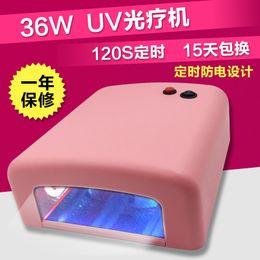 Wholesale nail phototherapy machine SK818 UV lamp w light therapy gel nail polish phototherapy lamp QQ glue phototherapy l