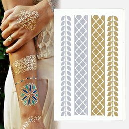 Wholesale 2015 Hot Retro Wide Bracelet Stickers Kit Tattoo Glitter Tattoo Kit Dragonhawk