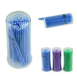 Wholesale New Eyelash Extension Micro Brushes Disposable Individual Applicators Mascara best deal pack