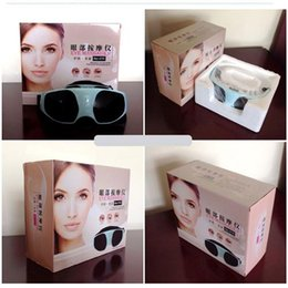 Wholesale Eye Care Health Electric Vibration Release Alleviate Fatigue Eye Care Massager Health Eye Care Newest High Quality and Best Price