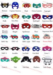 Wholesale Superhero masks