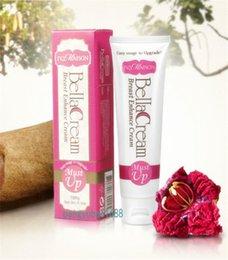 Bella Natural Herbal Breast Elargissement Crème - Sans Chirurgie, Bust Butt Enhancer 100g Taille 3cup Must up Crème Butt Enlatment sein DHL