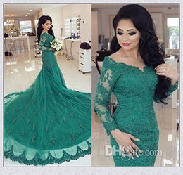 Green Lace Wedding Dress