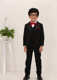 Wholesale The boy dress flower girl dress suit custom boy boy show children dance party formal suit