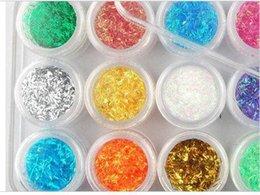 Wholesale KG Silver Gold Glitter Strip mm Glitter Fibers Color Glitter Stripes Holographic Glitter bars