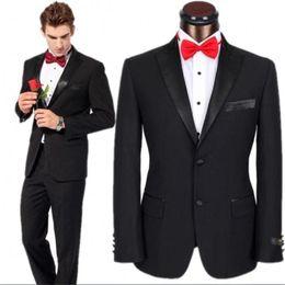 Wholesale Tuxedos for Men Beige Wedding Suits Pieces Men Suits Groom Wedding Suits Notched Lapel Groomsmen Suits Jacket Pants Vest