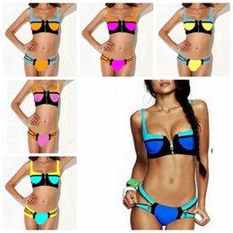 Wholesale 2015 Summer Women Zipper Triangle Bikinis Bathing Suits casual dresses Beach wrap Outside Party Swimwear Underwear for women swimsuits YY004
