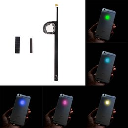 online shopping LED Intelligent Night Cool Light Glow Shine Logo For iPhone Glowing Logo Mod Kit Replacement