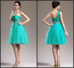 Discount Turquoise Cocktail Homecoming Dresses | 2017 Turquoise ...