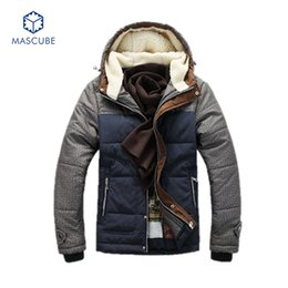 Discount Men Winter Coats Fur Hood | 2017 Men Winter Coats Fur