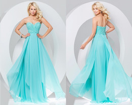Discount Pool Prom Dresses | 2017 Pool Blue Prom Dresses on Sale ...