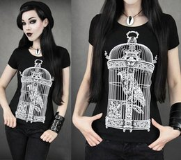 Discount Punk Rock Clothing For Women | 2017 Punk Rock Clothing ...