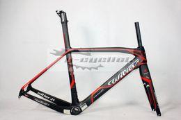Carbon TT Road Bike Frame Wilier Cento 1 SR Mechenical Flat Shin Fork Zero Wind Resistance