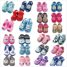 Wholesale summer shoes toddler shoes baby shoes baby soft bottom dispensing baby shoes the latest toddler shoes