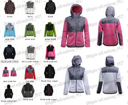 Wholesale 2015 New The Women Fleece Apex Bionic SoftShell Jacket Winter Coats Outdoor Sports Clothing Coats S XXL Black Can Mix Lowest Price