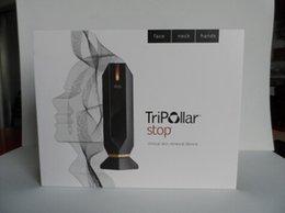 Wholesale 1pcs Newest Tripollar Stop Anti Aging Facial Skin Treatment massager