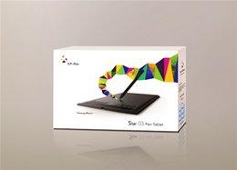 XP-PEN Star03 10x6 '' графика графический планшет цифровой графический планшет без батарей Stylus Пассивный ручка с 8 горячих клавиш