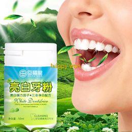 Wholesale Teeth whitening teeth cleaning powder to wash yellow teeth smoke teeth tartar coffee