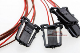 discount door wiring harness 2017 door wiring harness on at harness wires cable for vw original door light fit for vw golf 6 gti jetta mk5 mk6 tiguan passat b6 scirocco car door wiring harness for