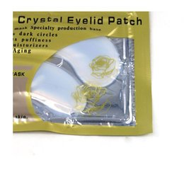 Wholesale 10 Pair Under Eye Gel Pads Anti Wrinkle Face Treatment Anti Ageing Eye lift Mask
