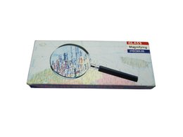 Wholesale Hot Selling Reading Magnifier Hand Held Magnifying Glass