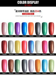 Wholesale New arrivals High Quality SOAK OFF Gel Polish Gelish Nail Polish ml colors Avaliable via Epacket