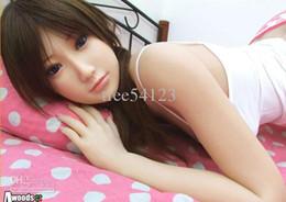 Japonês Real Love Dolls Adulto Sexo Masculino Brinquedos Full Silicone Sexo Doll Sweet Voice Realista Sexo Bonecas Hot Venda --086B41115
