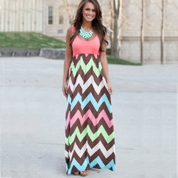Empire waist casual maxi dress