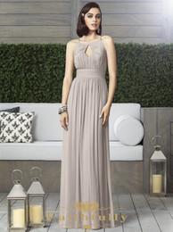 Discount Dessy Dresses Bridesmaids  2016 Dessy Chiffon ...