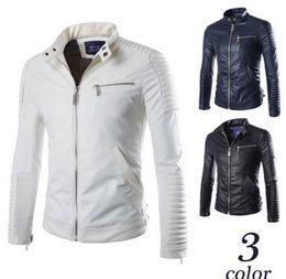 White Leather Bomber Jacket Online | White Leather Bomber Jacket ...