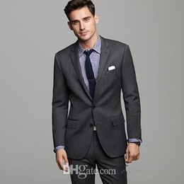 Discount Charcoal Grey Formal Suit | 2017 Charcoal Grey Formal