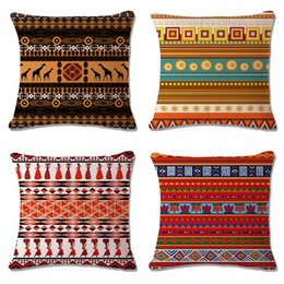 Bohemian Cushion Covers Cojines Decorative