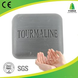Wholesale CE Certificated Tourmaline Anti mite Skin Care Healthcare Hand Cleaning Toilet Soap g from China