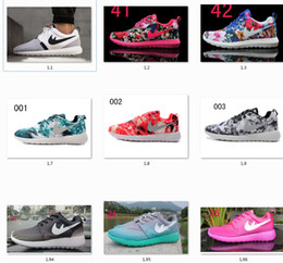 Discount Shoes Run Air Max Free shipping 2015 air mesh 90 colours women&men running shoes breathable roshe run 2.0 3.0 5.0 barefoot sneakers max size 36-40