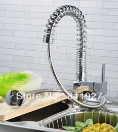 free shipping high quality cheap price spring kitchen sink faucet mixer tap torneira cozinha with ce approved 10 years guarantee - Kitchen Sinks Cheap Prices