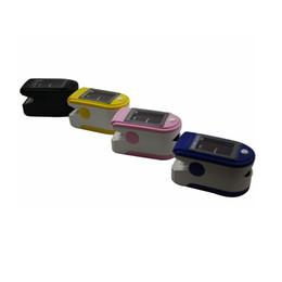 Wholesale simple popular stype best price fingertip pulse oximeters AH DL