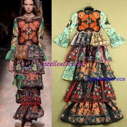 Discount Vintage Designer Maxi Dresses | 2017 Designer Cotton ...
