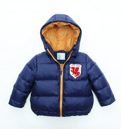 Wholesale New arrivals Baby snow cotton wear Winter colorful Solid Cool style boys clothing
