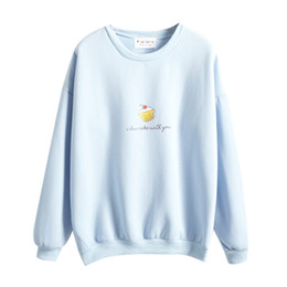 Korean Sweatshirts Cute Online | Korean Cute Sweatshirts Women for ...